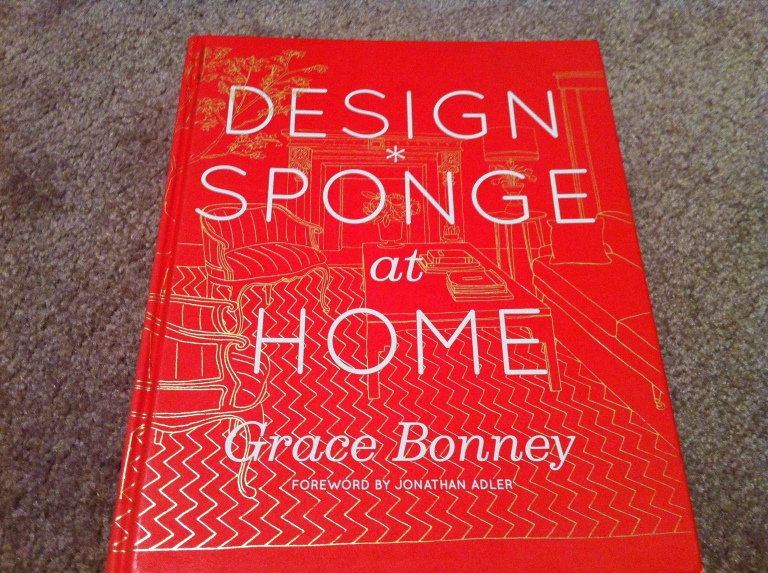 Grace Bonney's design book is an excellent source for beginner's DIY.