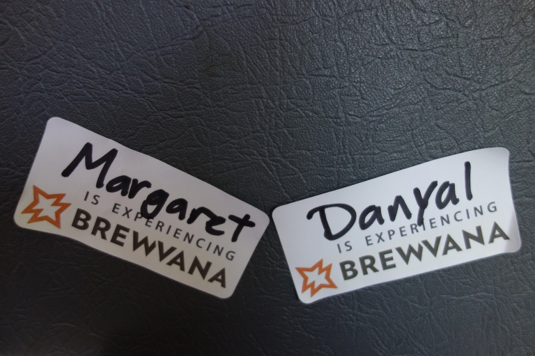 Our Brewvana tour was an excellent way to explore a city with more than 50 breweries!