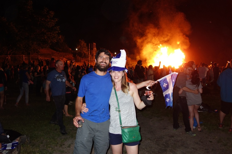 Bonfires and free concerts for St John Baptiste Day