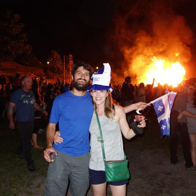 Bonfires and free concerts for St John Baptiste Day