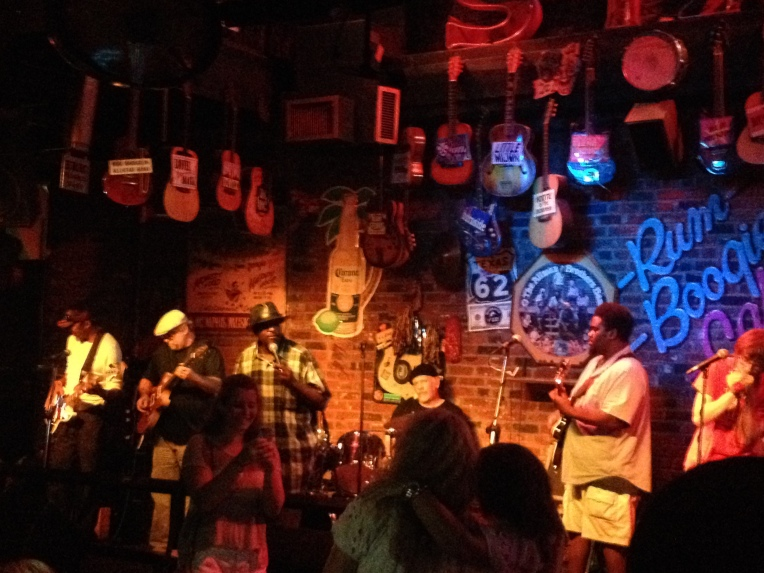 Beale St jam sessions