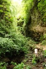 Hiking at Ometepe Island, Nicaragua