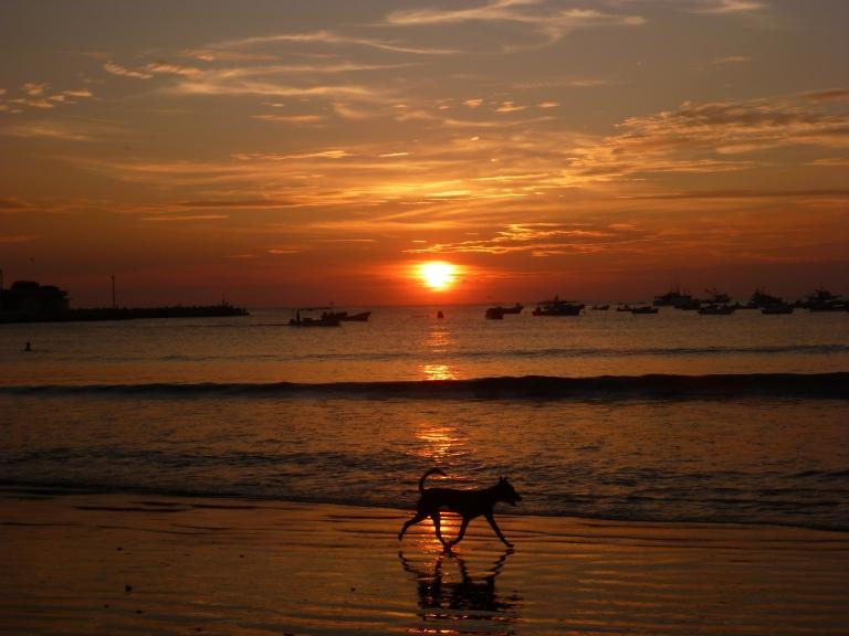 San Juan del Sur sunsets
