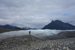 Glaciers on glaciers at Wrangell St Elias National Park, AK (not mentioned in the blog, but a pretty damn cool place to visit)